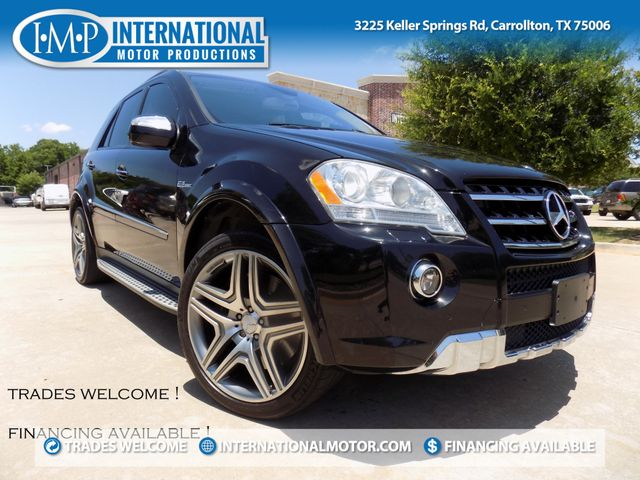 2009 Mercedes-Benz ML63 6.3L AMG