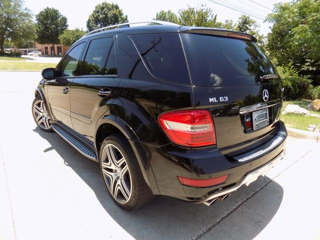 2009 Mercedes-Benz ML63 6.3L AMG in Carrollton, TX 75006