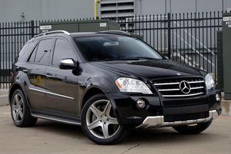 2009 Mercedes-Benz ML63 6.3L AMG* NAV* BU Cam* 503 HP*** | Plano, TX | Carrick's Autos in Plano TX