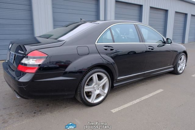 2009 Mercedes-Benz S550 AMG SPORT PACKAGE PANO ROOF