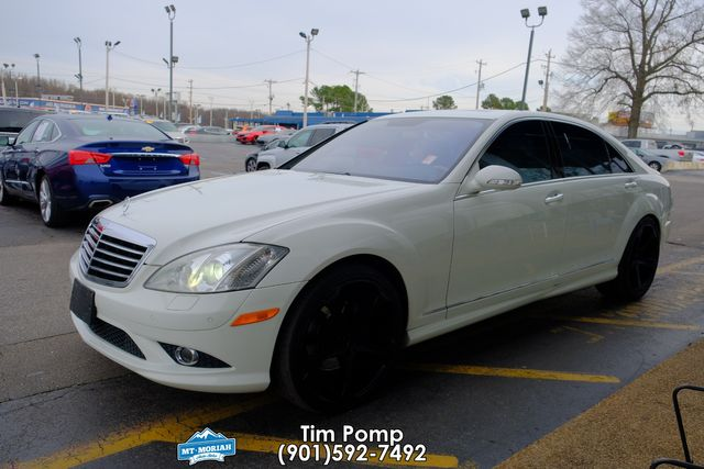 2009 Mercedes-Benz S550 AMG SPORT PACKAGE