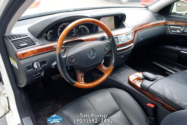 2009 Mercedes-Benz S550 AMG SPORT PACKAGE in Memphis, Tennessee 38115