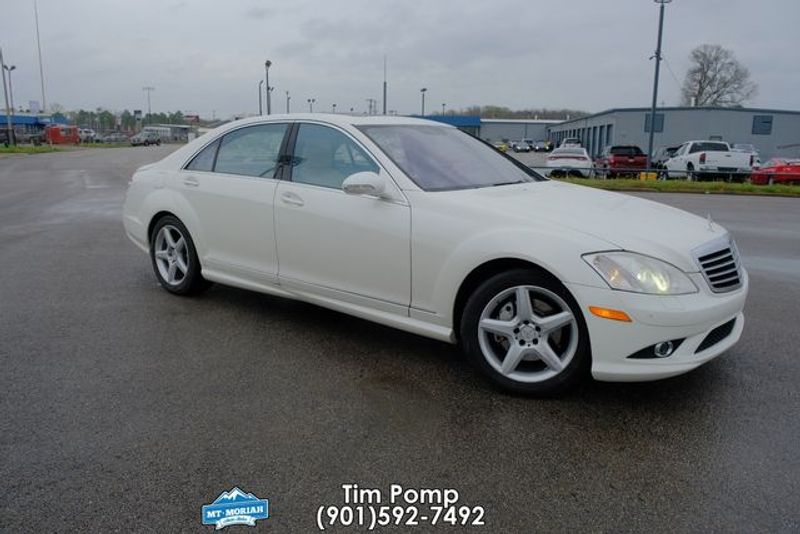 2009 Mercedes-Benz S550 5.5L V8 | Memphis, Tennessee | Tim Pomp - The Auto Broker in Memphis Tennessee