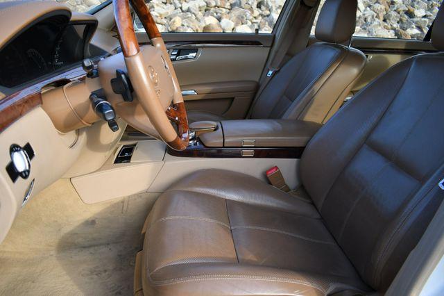 2009 Mercedes-Benz S550 5.5L V8 Naugatuck, Connecticut 20
