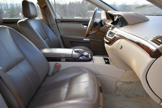 2009 Mercedes-Benz S550 5.5L V8 Naugatuck, Connecticut 9