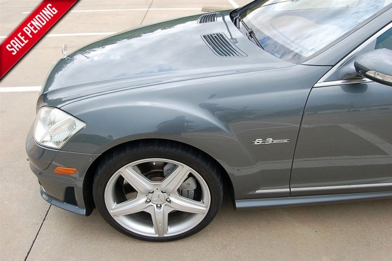 2009 Mercedes-Benz S63 AMG ONLY 54K MLS! in Rowlett, Texas