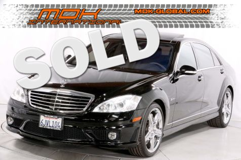 2009 Mercedes-Benz S63 6.3L V8 AMG - Service Records - Loaded in Los Angeles