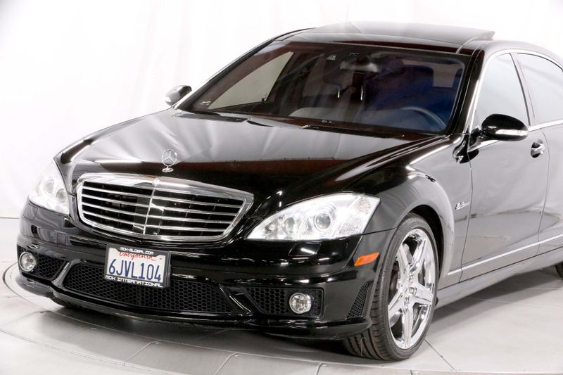 2009 Mercedes-Benz S63 63L V8 AMG - Service Records - Loaded  city California  MDK International  in Los Angeles, California