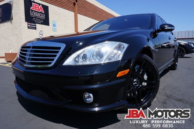 2009 Mercedes-Benz S63 AMG S Class 63 AMG P30 Performance 48k LOW MILES