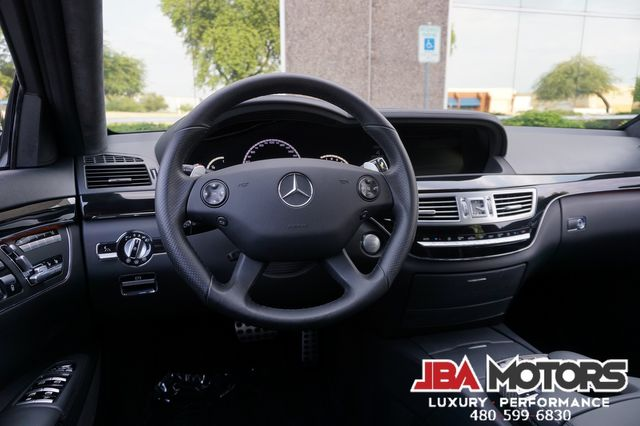 2009 Mercedes-Benz S63 AMG S Class 63 AMG P30 Performance 48k LOW MILES in Mesa, AZ 85202