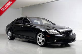 2009 Mercedes-Benz S63 6.3L V8 AMG* 518 HP* Premium 3 Pkg* NAV* BU Cam*** | Plano, TX | Carrick's Autos in Plano TX