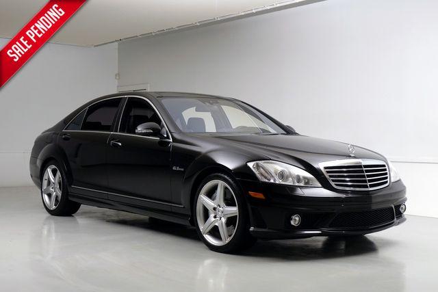 2009 Mercedes-Benz S63 6.3L V8 AMG* 518 HP* Premium 3 Pkg* NAV* BU Cam***   Plano, TX   Carrick's Autos in Plano TX