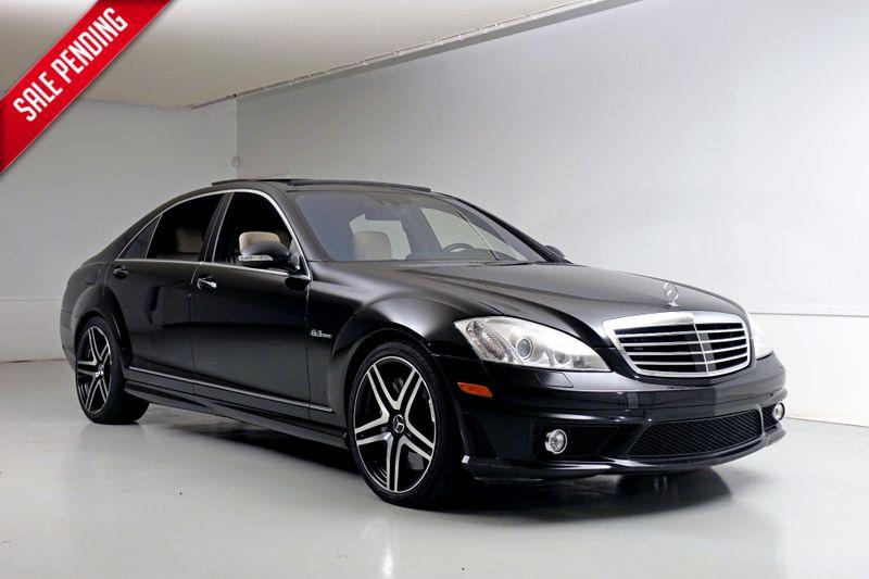2009 Mercedes-Benz S63 6.3L V8 AMG | Plano, TX | Carrick's Autos in Plano TX