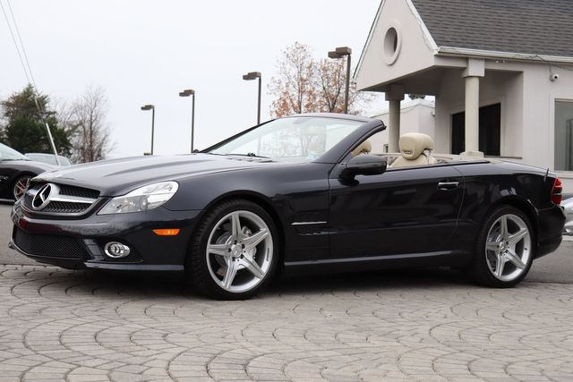 2009 Mercedes-Benz SL-Class SL550 Roadster in Alexandria VA