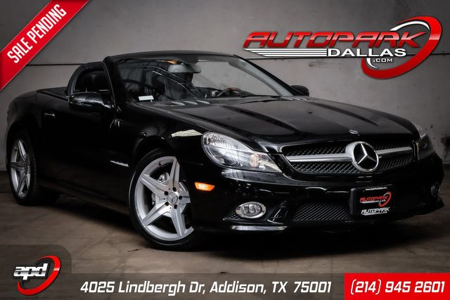 2009 Mercedes-Benz SL550 w/ RARE Panoramic Sunroof