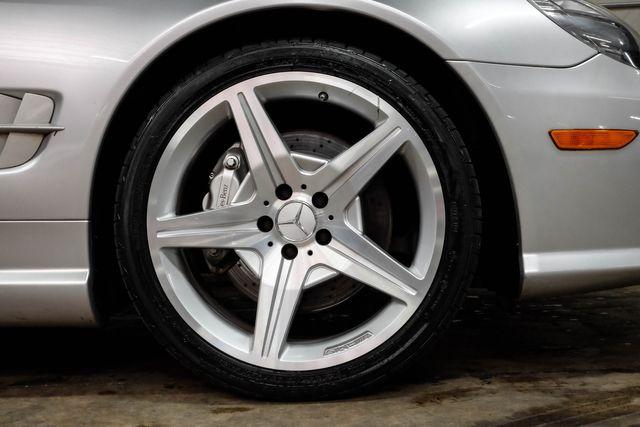2009 Mercedes-Benz SL550 V8 in Addison, TX 75001