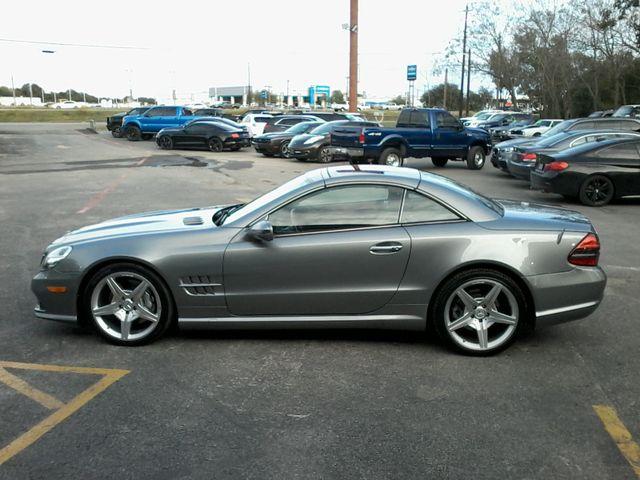 2009 Mercedes-Benz SL550 V8 Boerne, Texas 11