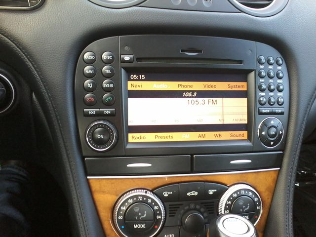 2009 Mercedes-Benz SL550 V8 Boerne, Texas 24