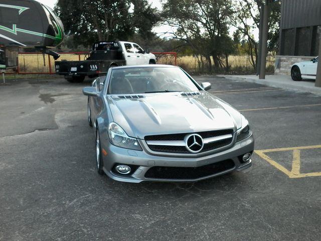2009 Mercedes-Benz SL550 V8 Boerne, Texas 2