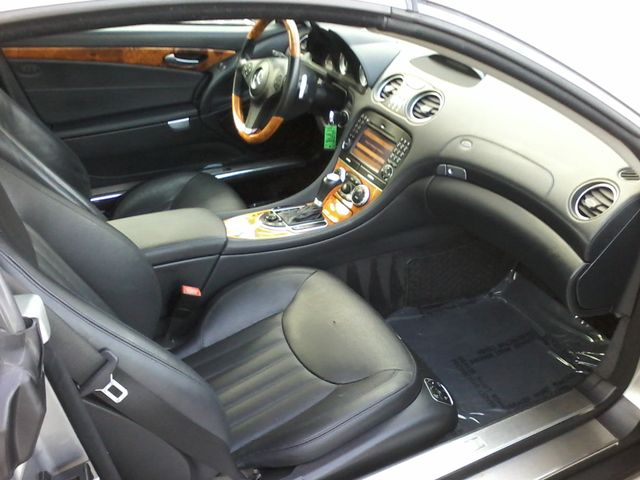 2009 Mercedes-Benz SL550 V8 Boerne, Texas 44