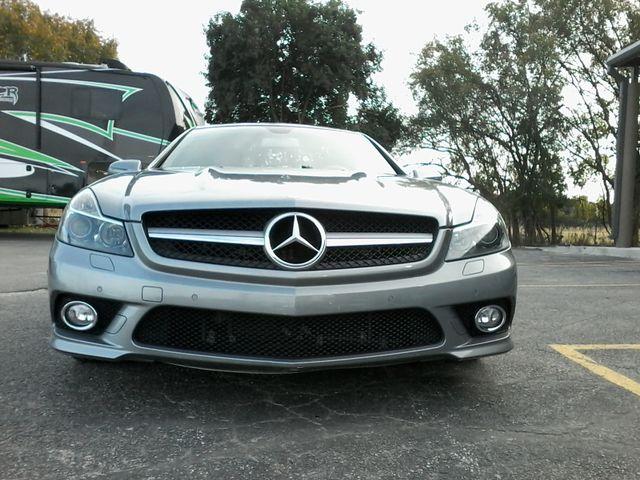2009 Mercedes-Benz SL550 V8 Boerne, Texas 10