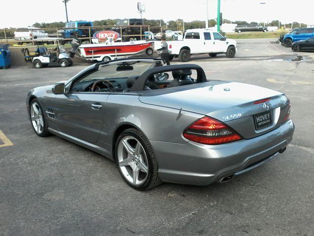 2009 Mercedes-Benz SL550 V8 Boerne, Texas 5