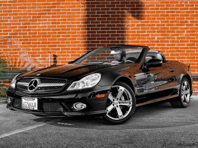 2009 Mercedes-Benz SL550 V8 Burbank, CA 0