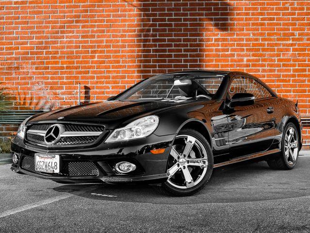 2009 Mercedes-Benz SL550 V8 Burbank, CA 1