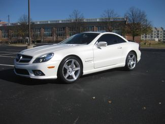 2009 Sold Mercedes-Benz SL550 V8 Conshohocken, Pennsylvania 1
