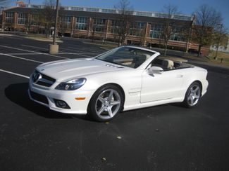 2009 Sold Mercedes-Benz SL550 V8 Conshohocken, Pennsylvania 20