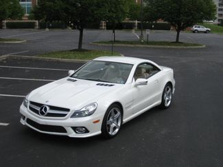 2009 Sold Mercedes-Benz SL550 V8 Conshohocken, Pennsylvania 14