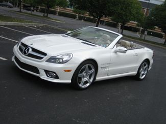 2009 Sold Mercedes-Benz SL550 V8 Conshohocken, Pennsylvania 18