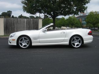 2009 Sold Mercedes-Benz SL550 V8 Conshohocken, Pennsylvania 19