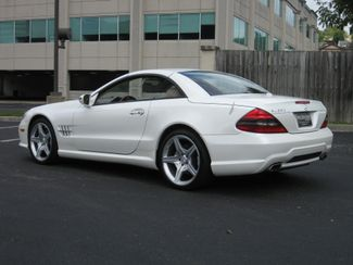 2009 Sold Mercedes-Benz SL550 V8 Conshohocken, Pennsylvania 3