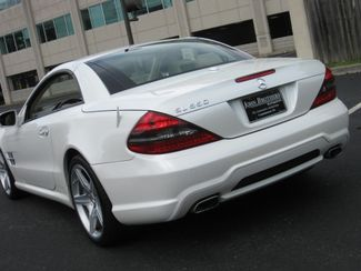 2009 Sold Mercedes-Benz SL550 V8 Conshohocken, Pennsylvania 9