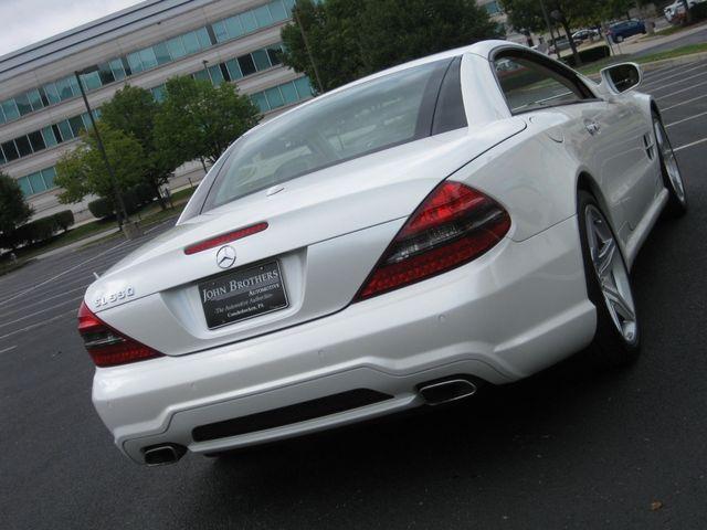 2009 Mercedes-Benz SL550 V8 Conshohocken, Pennsylvania 11