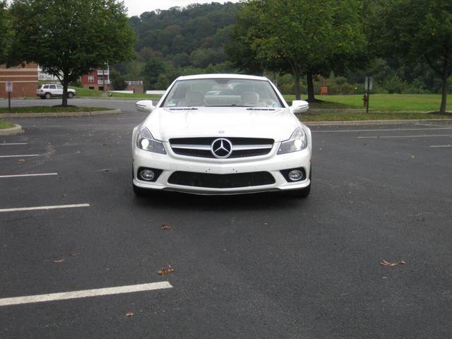 2009 Mercedes-Benz SL550 V8 Conshohocken, Pennsylvania 12