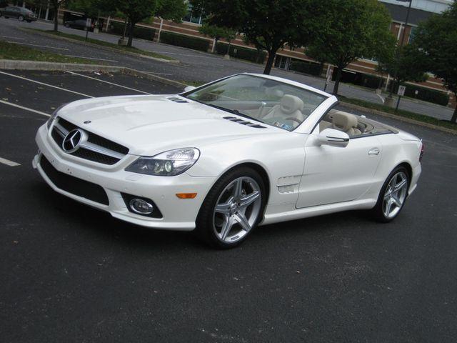 2009 Mercedes-Benz SL550 V8 Conshohocken, Pennsylvania 18