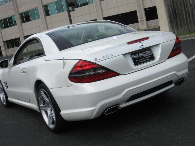 2009 Mercedes-Benz SL550 V8 Conshohocken, Pennsylvania 9