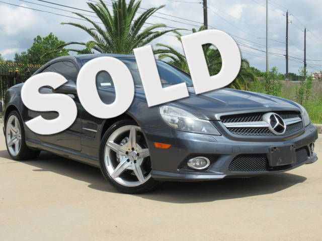 2009 Mercedes-Benz SL550 V8 | Houston, TX | American Auto Centers in Houston TX