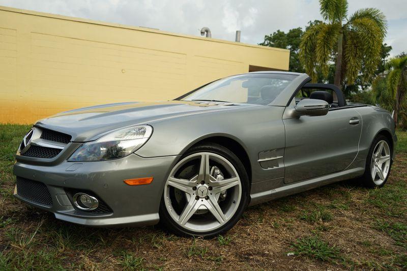 2009 Mercedes-Benz SL550 V8 in Lighthouse Point FL