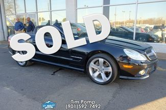 2009 Mercedes-Benz SL550 in Memphis Tennessee