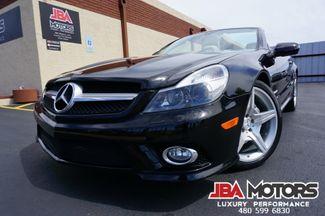 2009 Mercedes-Benz SL550 SL Class 550 Convertible Roadster LOW MILES | MESA, AZ | JBA MOTORS in Mesa AZ