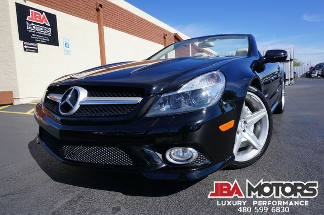2009 Mercedes-Benz SL550 SL Class 550 Convertible Roadster LOW MILES