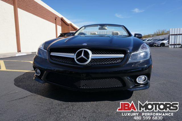2009 Mercedes-Benz SL550 SL Class 550 Convertible Roadster LOW MILES in Mesa, AZ 85202
