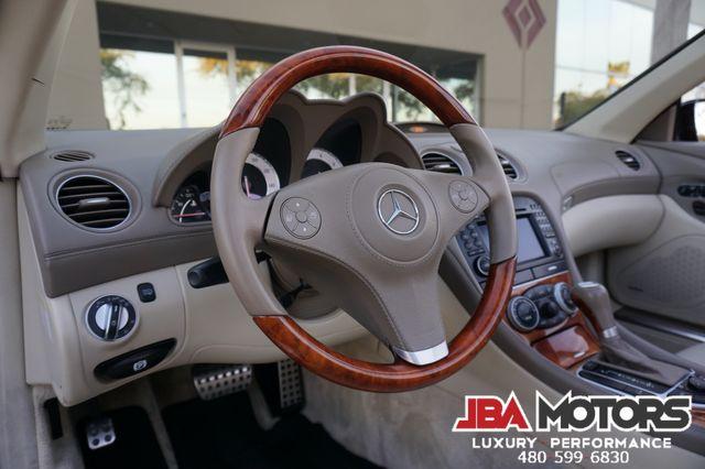 2009 Mercedes-Benz SL550 SL Class 550 Convertible Roadster LOW MILES in Mesa, AZ 85202