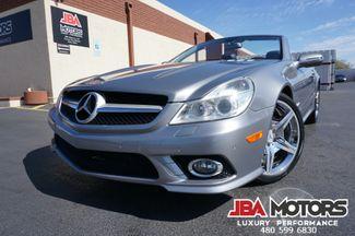 2009 Mercedes-Benz SL550 SL Class 550 Convertible Roadster AMG Sport Pkg | MESA, AZ | JBA MOTORS in Mesa AZ