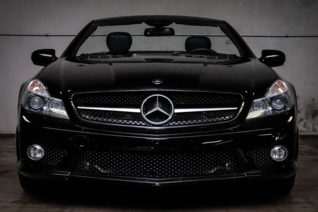 2009 Mercedes-Benz SL63 AMG in Addison, TX 75001