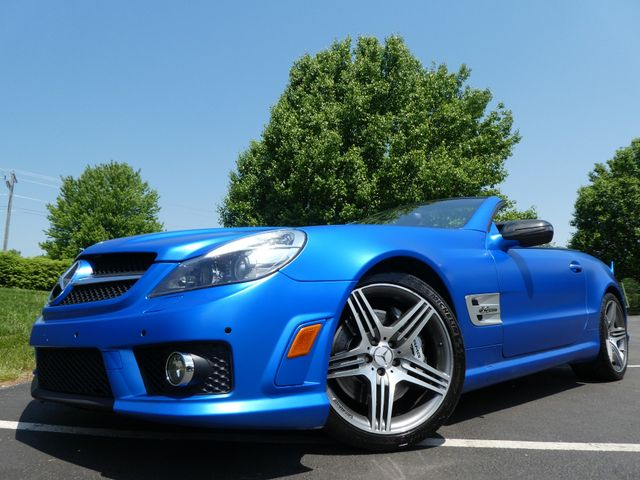 2009 Mercedes-Benz SL63 AMG in Leesburg Virginia, 20175
