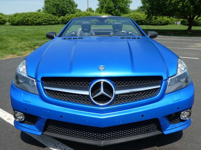 2009 Mercedes-Benz SL63 AMG Leesburg, Virginia 9